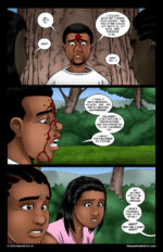 Demon Hunter Kain Chapter 6: The Boy Called Kain, Page 34