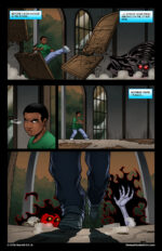 Demon Hunter Kain Chapter 6: The Boy Called Kain, Page 46