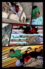 Demon Hunter Kain Chapter 6: The Boy Called Kain, Page 53.