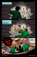 Demon Hunter Kain Chapter 6: The Boy Called Kain, Page 56