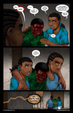 Demon Hunter Kain Chapter 6: The Boy Called Kain, Page 62