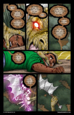 Demon Hunter Kain Chapter 6: The Boy Called Kain, Page 79